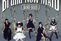 BAND-MAID Brand New MAID verA CD review Cover