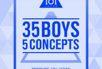 Download PRODUCE 101 JAPAN 35 Boys 5 Concepts