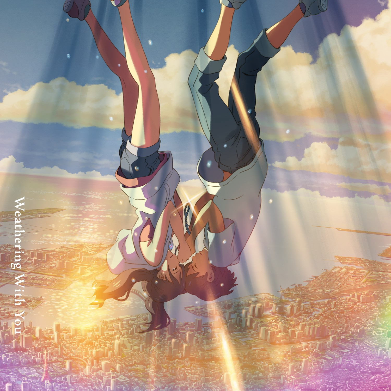 Download RADWIMPS Weathering With You Complete version