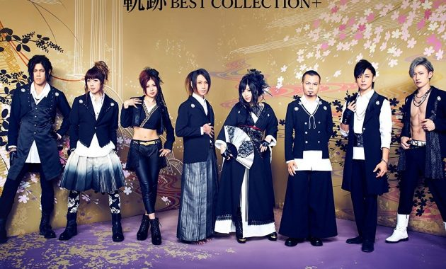 Download Wagakki Band Kiseki Best Collection+