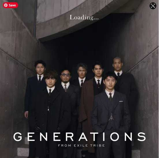 download GENERATIONS from EXILE TRIBE You&I
