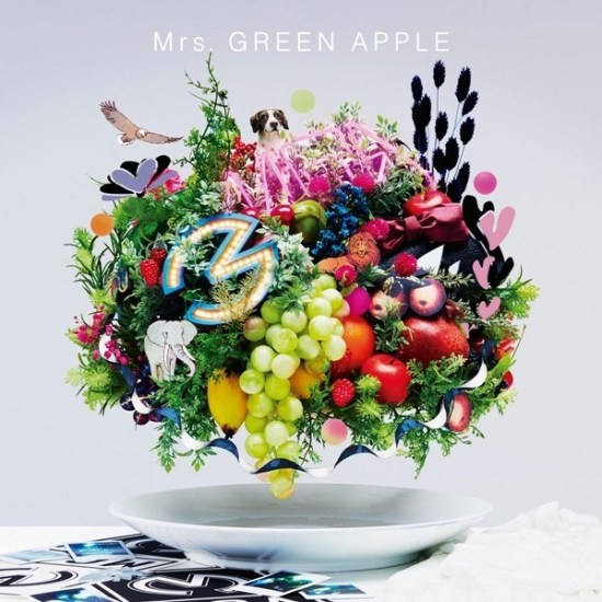 Mrs. GREEN APPLE Stardom