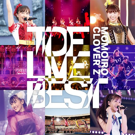Download Album Momoiro Clover Z TDF LIVE BEST Anime Songs members discography 2019 pokemon akari hayami zz's moon pride news santa san