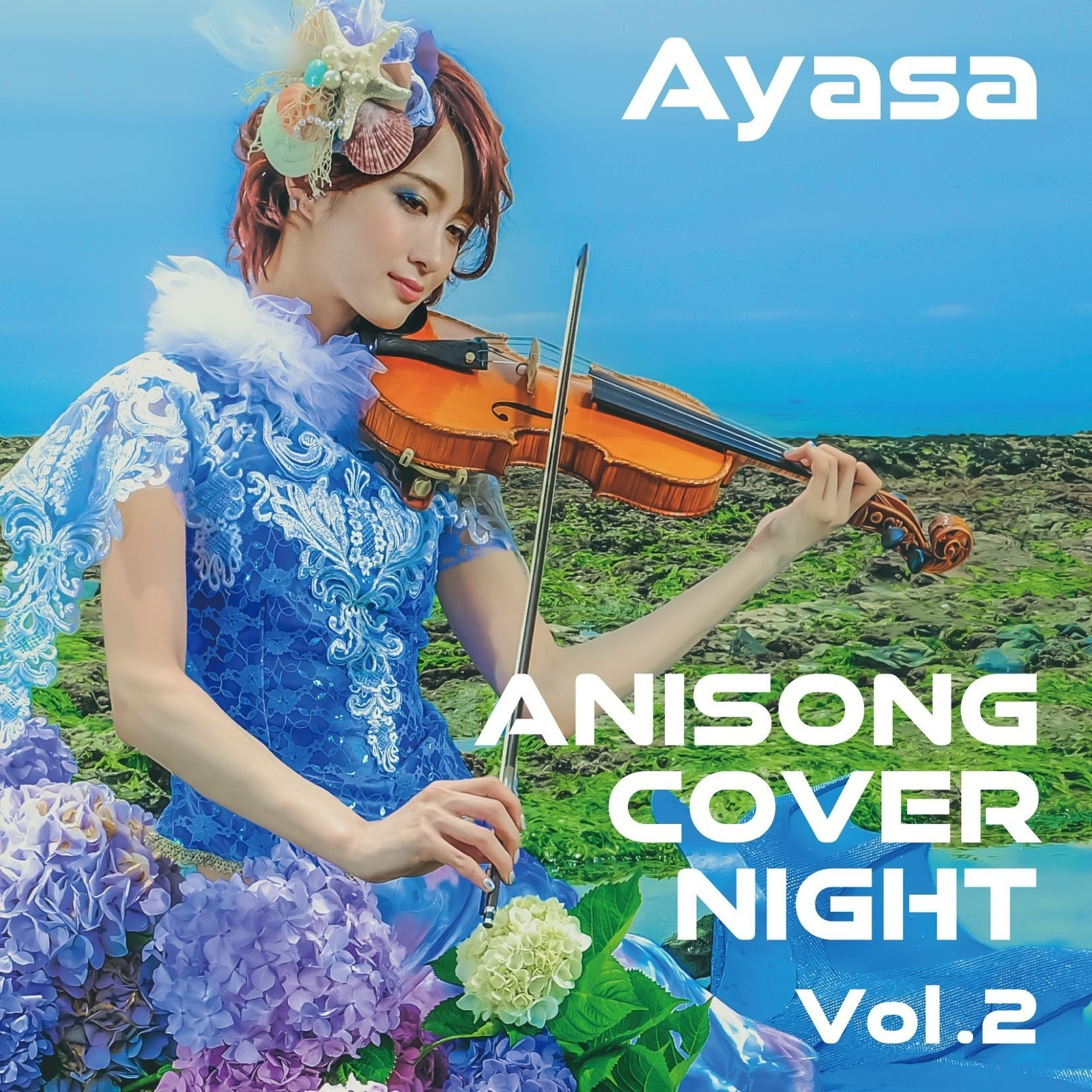 Download Ayasa - ANISON COVER NIGHT Vol.2 Album