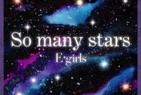 Download E-girls So many stars single