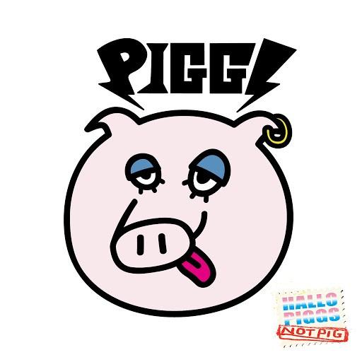 [Album] PIGGS - HALLO PIGGS 1
