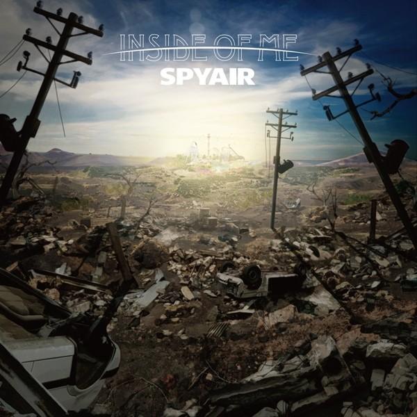 Download Single SPYAIR INSIDE OF ME Flac
