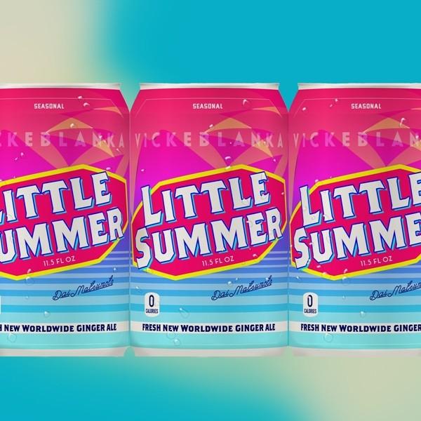 Download Single Vickeblanka Little Summer Flac