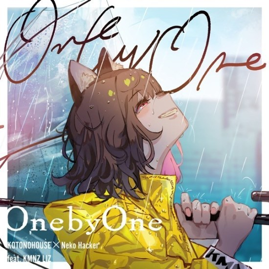 Download OTONOHOUSE & Neko Hacker One by One (feat. KMNZ LIZ)