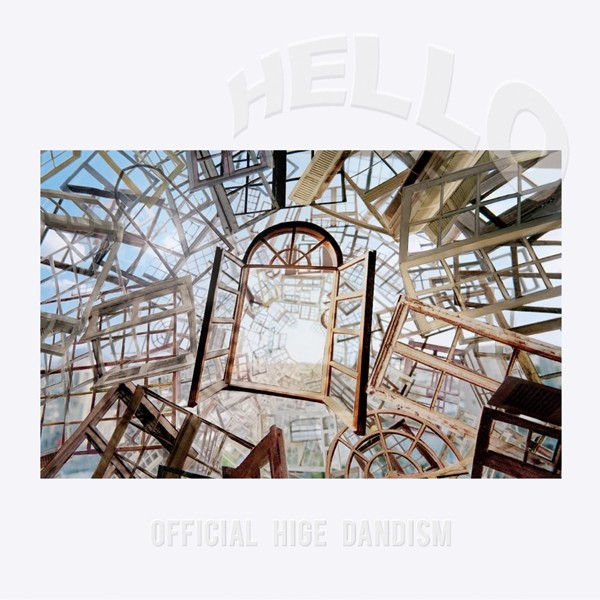 Single Official HIGE DANdism HELLO EP Flac
