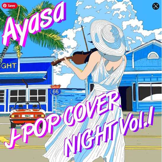 Ayasa J-POP COVER NIGHT Vol.1 Album Download flac mp3 rar zip