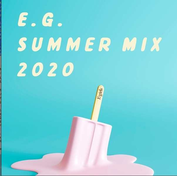 E-girls E.G. SUMMER MIX 2020 album download flac aac mp3 zip rar