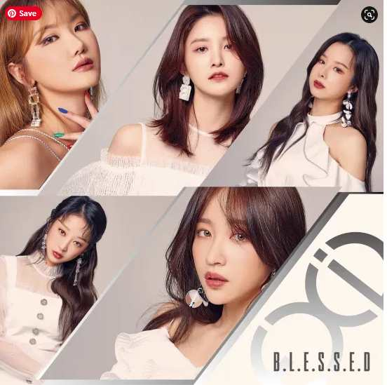EXID B.L.E.S.S.E.D Album download flac mp3 zip rar