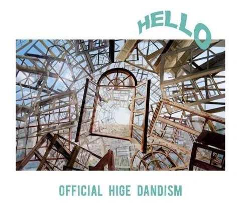 Official HIGE DANdism HELLO EP Album download mp3 flac zip rar