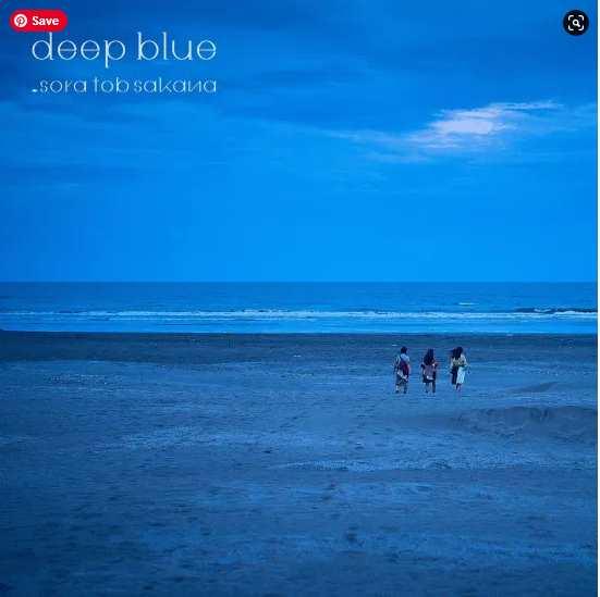 Sora Tob Sakana Deep Blue Album Download Flac Mp3 rar zip