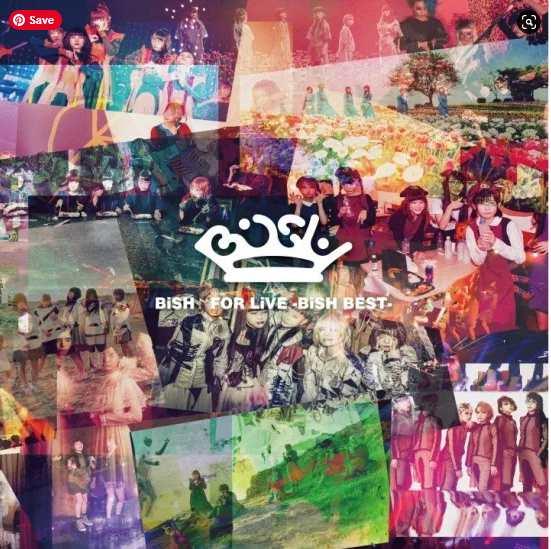 BiSH FOR LiVE BiSH BEST album download flac mp3 aac zip rar