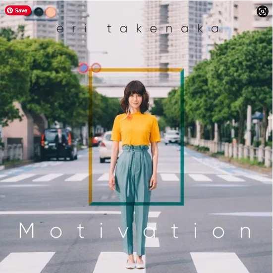 Eri Takenaka Motivation single download mp3 aac flac zip rar