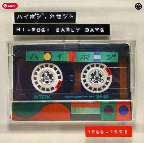 Hi-Posi – Hi-Posi Cassette ~hi-posi early days 1988-1993~ album download mp3 flac aac zip rar