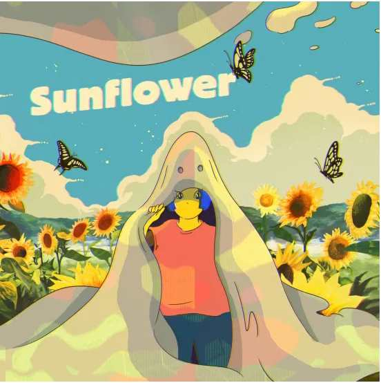 HoneyComeBear Sunflower Single download flac mp3 aac zip rar