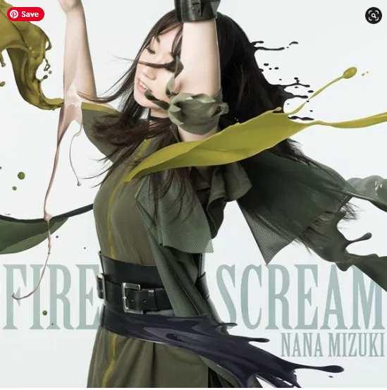Nana Mizuki Fire Scream Single download flac mp3 aac zip rar