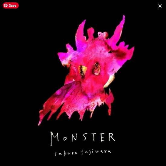 Sakura Fujiwara Monster album download flac mp3 aac zip rar
