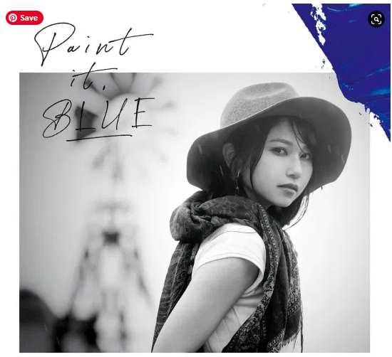 Sora Amamiya Paint it BLUE album download flac aac zip rar