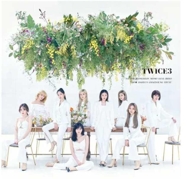 TWICE #TWICE3 Album download flac aac zip rar