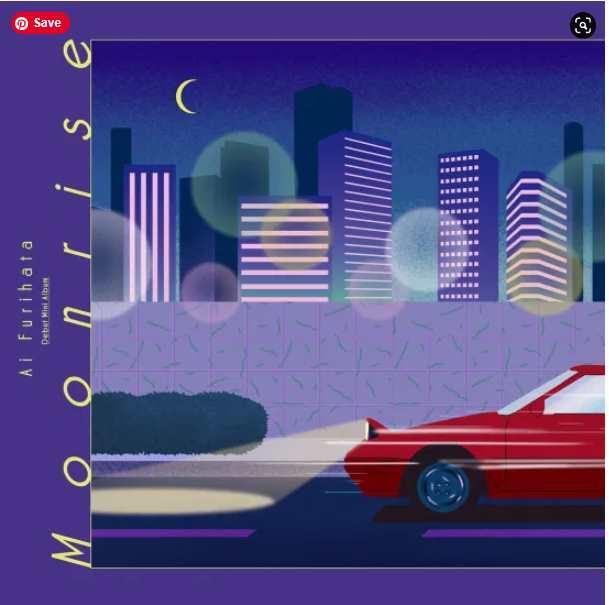 Ai Furihata Moonrise Album download Flac Mp3 AAC zip rar