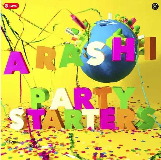 Arashi Party Starters Single download Mp3 flac aac zip rar