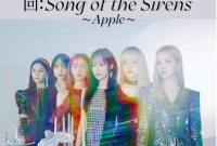 GFriend Song of the Sirens -Apple- single download Mp3 Flac aac zip rar