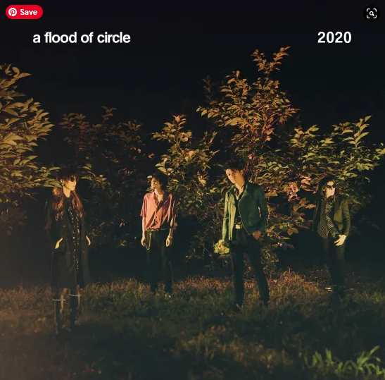 A Flood of Circle 2020 album download Flac Mp3 aac zip rar