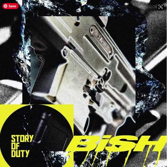 BiSH STORY OF DUTY single download Flac mp3 aac zip rar