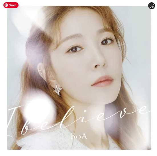 BoA I believe single download Flac mp3 aac zip rar