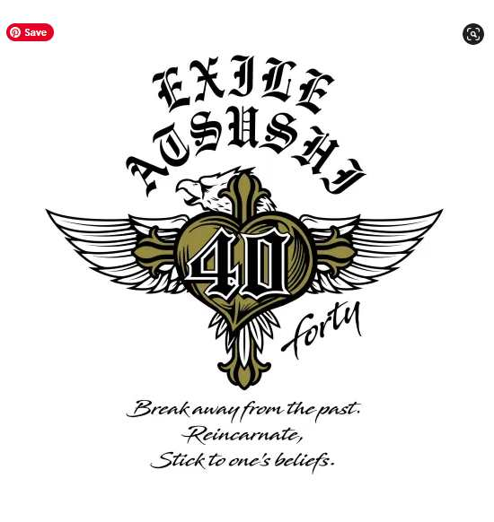 Exile Atsushi 40 Forty Acoustic Album download Flac Mp3 aac zip rar