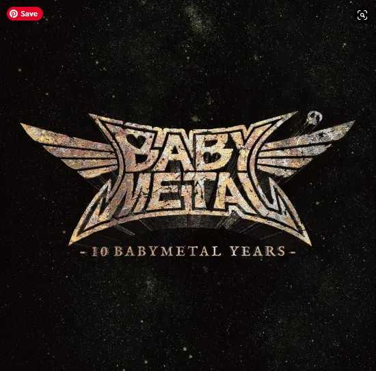 BABYMETAL 10 BABYMETAL YEARS album download Flac Mp3 aac zip rar