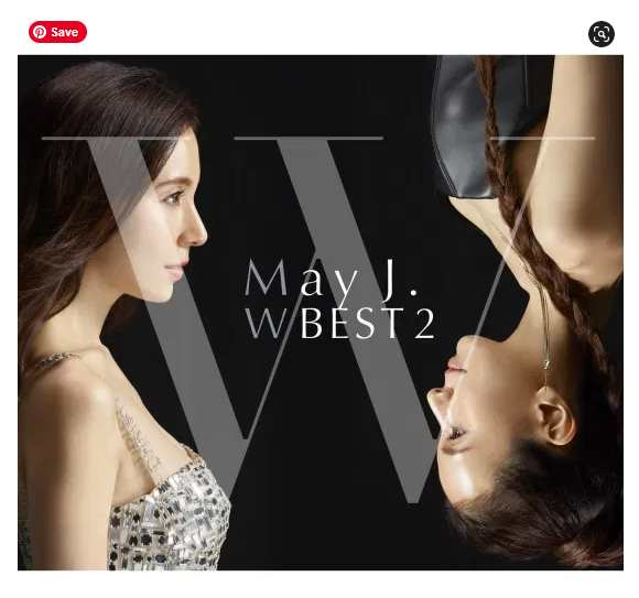 May J May J W BEST 2 -Original & Covers- album download Flac mp3 aac zip rar