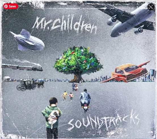 Mr Children SOUNDTRACKS album download Flac mp3 aac zip rar