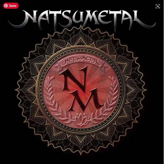 NATSUMETAL NATSUMETAL album download Mp3 Flac aac zip rar