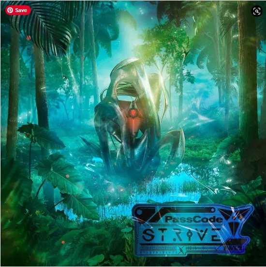 PassCode Strive album download Flac Mp3 aac zip rar