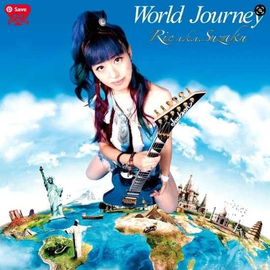 Rie aka Suzaku World Journey album download Mp3 Flac aac zip rar