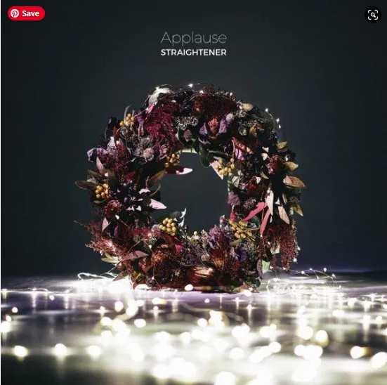 STRAIGHTENER Applause album download Flac mp3 aac zip rar