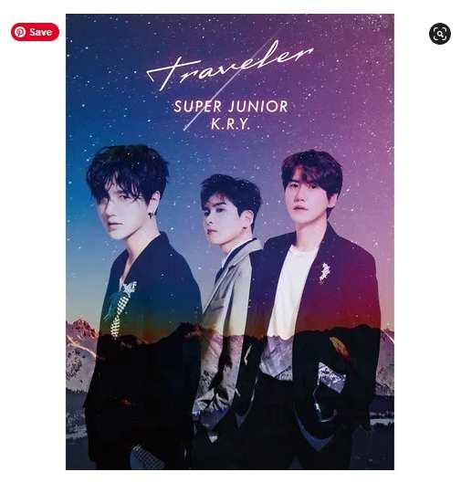 Super Junior K.R.Y. Traveler single download Mp3 Flac aac zip rar