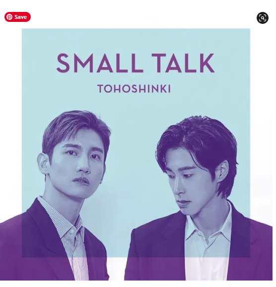 Tohoshinki Small Talk single download Mp3 Flac aac zip rar