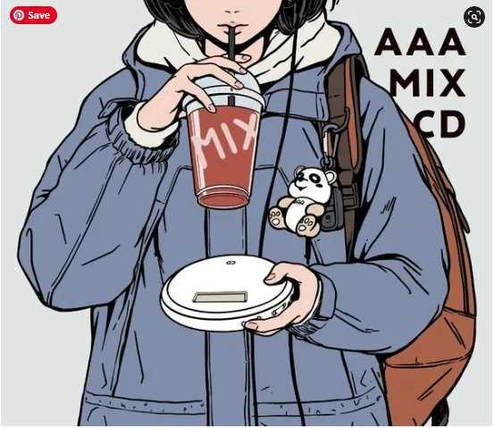 AAA AAA MIX CD album download Mp3 Flac aac zip rar