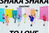 ANGERME SHAKA SHAKA TO LOVE single download Mp3 Flac aac zip rar