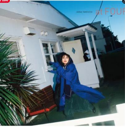 Anna Takeuchi at FOUR album download Flac Mp3 aac zip rar