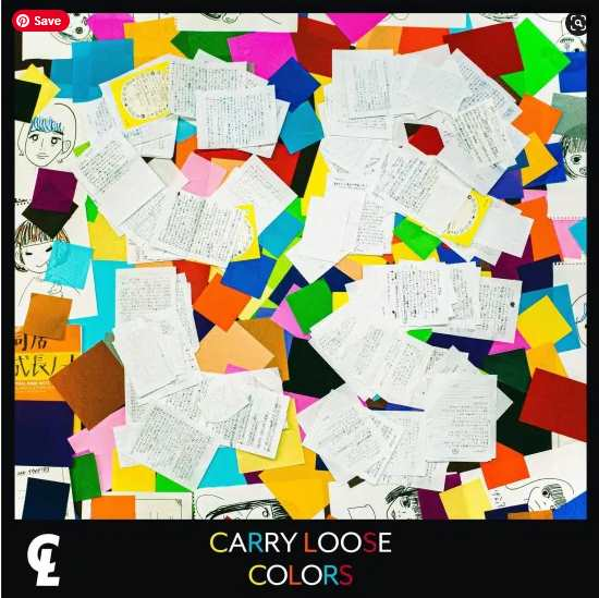 CARRY LOOSE COLORS single download Mp3 Flac aac zip rar