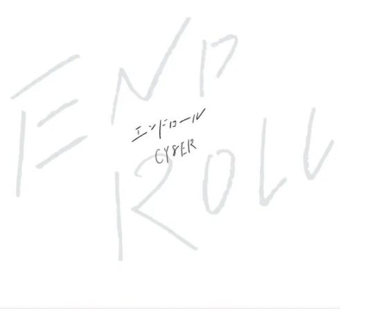 CY8ER End Roll single download Flac Mp3 aac zip rar