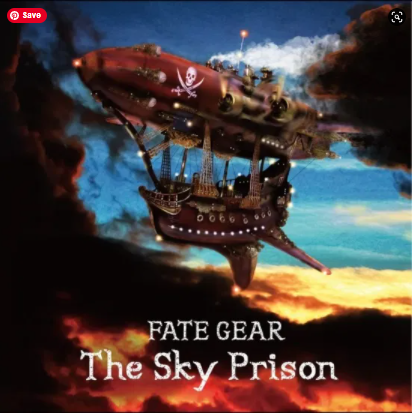 FATE GEAR The Sky Prison album download Flac Mp3 aac zip rar
