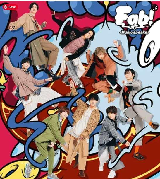 Hey! Say! JUMP – Fab! -Music speaks album download Mp3 Flac aac zip rar
